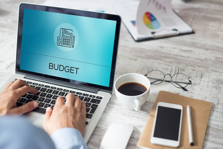 It's time to budget.