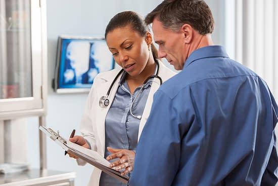 Doctor/patient interaction